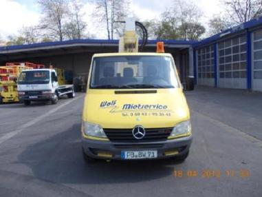 Kamyon çalışma platformu - Teupen Euro B20