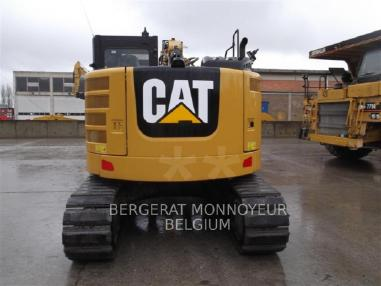 Tracked excavator - Caterpillar 314ELCR