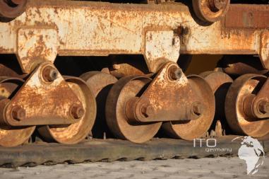 Dúmper sobre orugas - Hitachi CG70