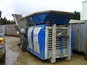 Urraco 75 D Powerline Lindner Urraco 75D Powerline shredder