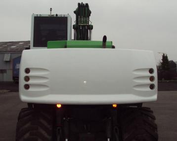 Pelle mobile - Atlas 1305