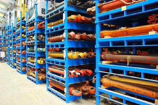 Many different Makes And Types Of Hydraulic Cylinders