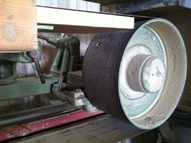 Hiomakone - Muut Breitbandschleifmaschine