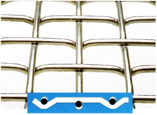 AGETHEN Siebbeläge Stahl, Gummi, Kunststoff
