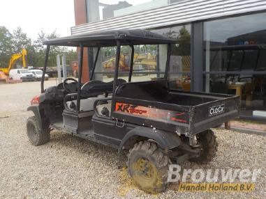Ostatní - Club Car XRT 1550 SE