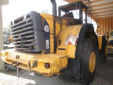Wiellader - Volvo L 150 E  SALES IN PARTS