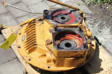Hydraulikpumpe / Hydraulikmotor - Liebherr L 541