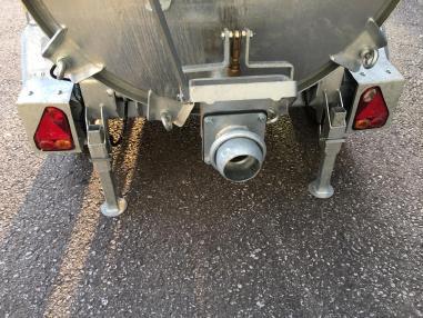 vozilo za ispiranje i usisavanje - Ostalo M-Vac 1,8m³  *Kippbar*