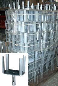 Varusteet - Kerscher neu- Trägergabel H20 / Forkhead H20- Neuware