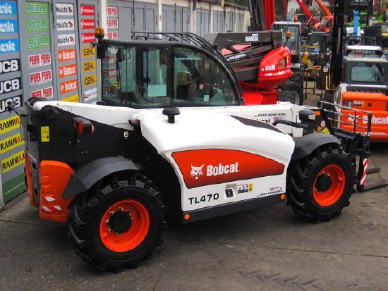 Bobcat BOBCAT TL 470 - 4x4x4 - 7m / 3.5t. vgl. 360 MT 732
