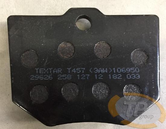 Wabco 1201000H1 Bremsbacke Brakepad