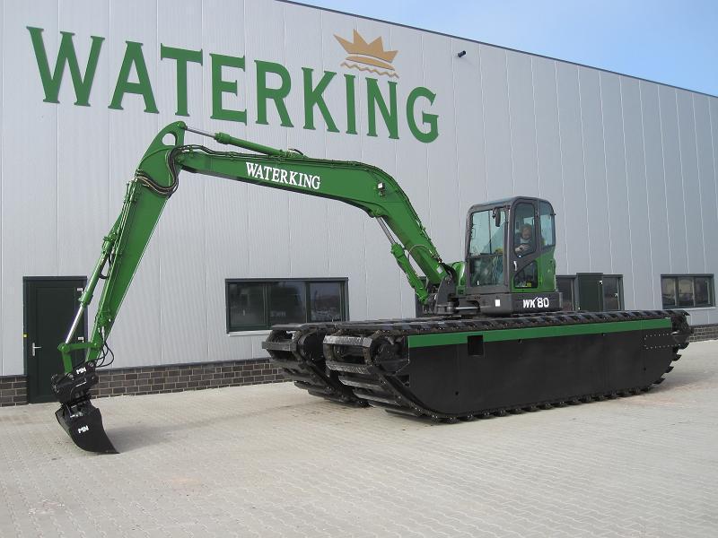 挖泥船 - 其它 swamp buggy Marsh buggy   new stock