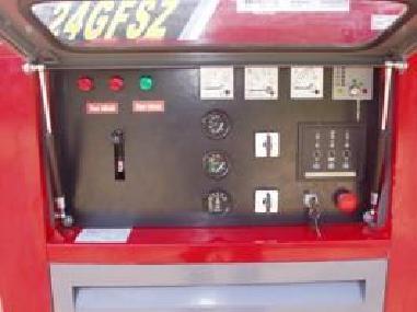 Генератор за ток - Matec Genset BF-S-24 GFSZ automatic