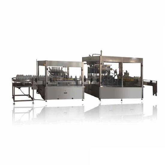 MVS Machinery Milk Filling Machine