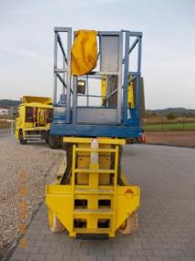 Scissor lift - Holland Lift X105EL12
