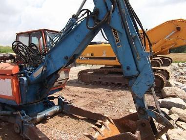 Excavator păşitor - Kaiser 3X