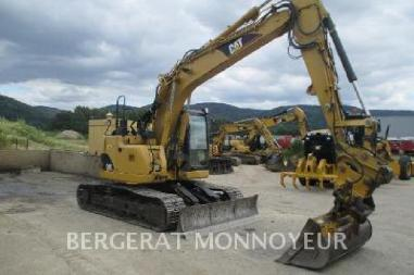 Rupsgraafmachine - Caterpillar 314C