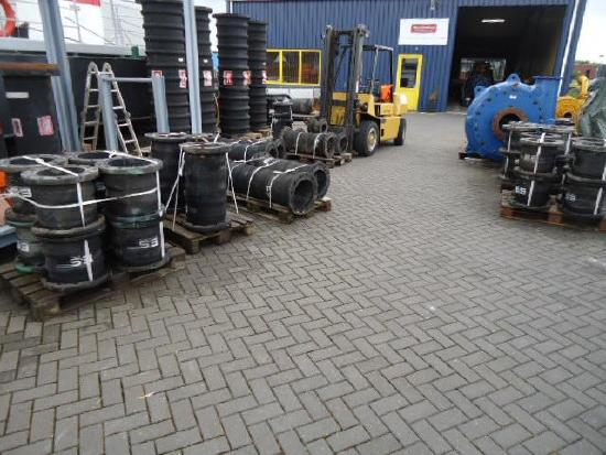 Saug/druck schlauch Suction/discharge hoses