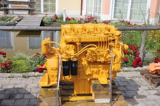 Liebherr D904 NA aus LH R 912
