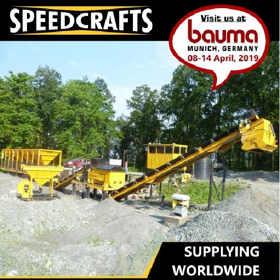 SPEEDCRAFTS LTD. WMM 160