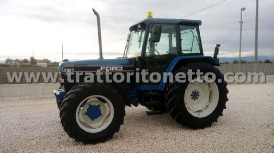 Ford 8340 POWER STAR SLE