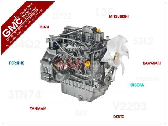 Standard Motor für Yanmar / Thermo King  4TNE68