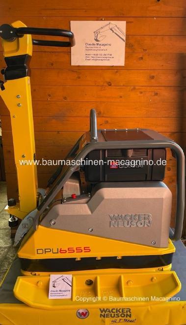 Wacker Neuson DPU 6555 Hehap 860 mm NEU