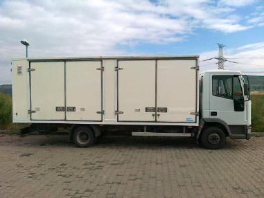 Chladírenské vozidlo - Iveco ML 75 Eurocargo isotherm