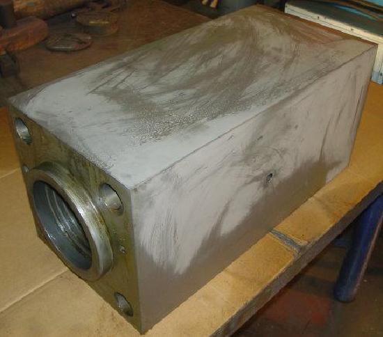 Krupp HM-2000 Zylinder Original 3362264881