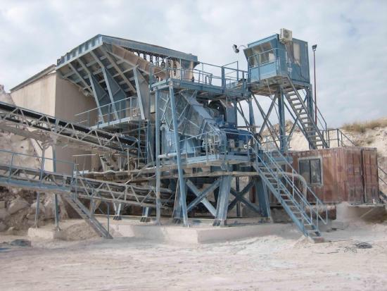 QSSB 350 - 500 t/h