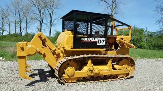 Caterpillar D7F