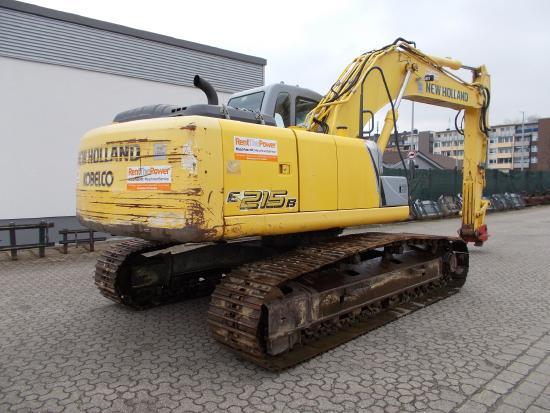 New Holland E215BLC