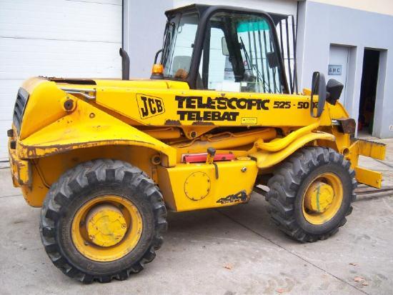 JCB 525 50