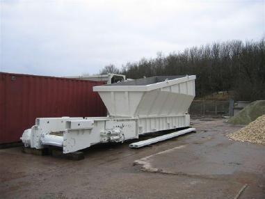 Těžební dopravník - Joy Mining CCL. Shaft Conveyors.