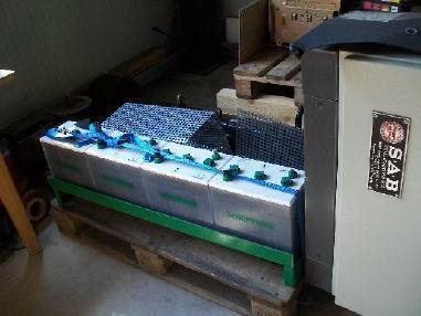 Електрогенератор - Deutz BF8M 1015 EC
