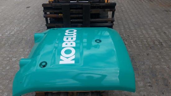 Kobelco SK230SR, SK260SR, SK270SR Zusatzgegengewicht SK230SR/SK270SR