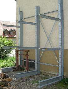 Стелаж - Maier Kragarmregal