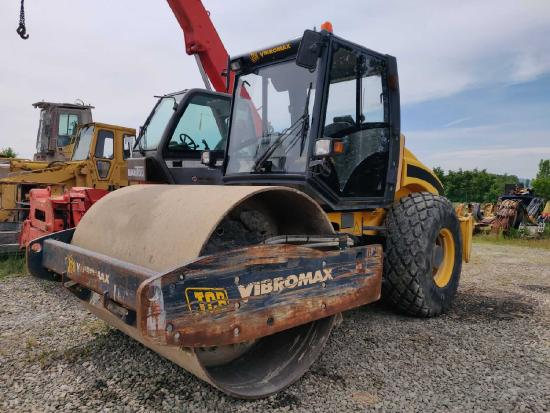 JCB VM115D S/N 2900513