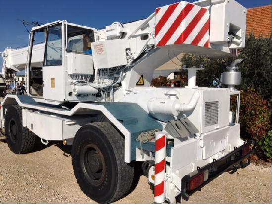 Liebherr LTL 1030 - 30 t