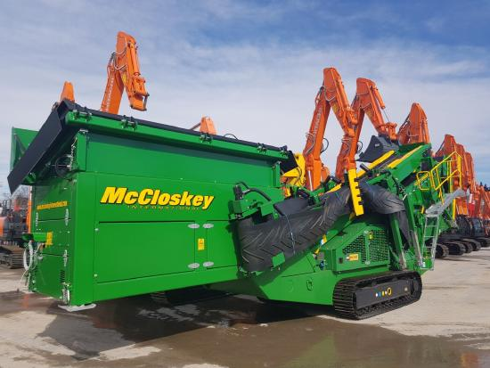Mc Closkey S80 2D