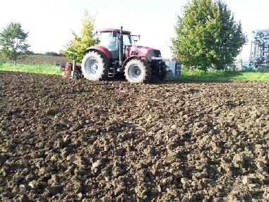 Почвообрабатывающая машина - Kuhn Rotorplug
