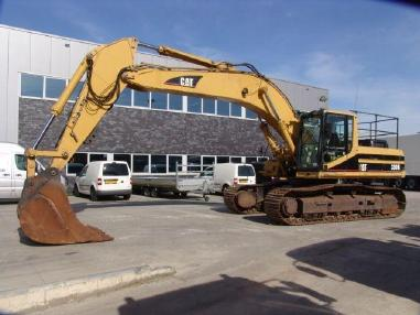 Tracked excavator - Caterpillar 330BL