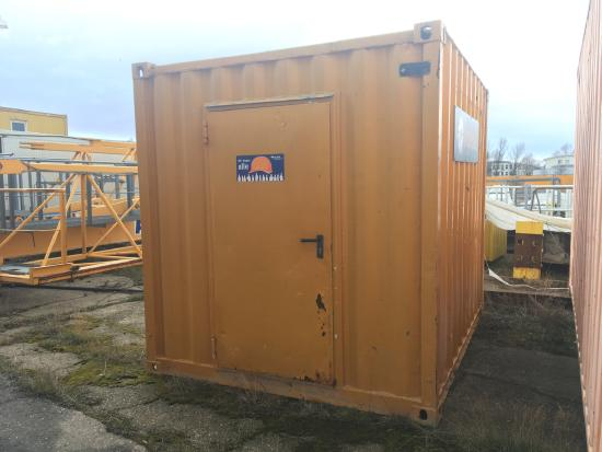 10' Materialcontainer/ Magazincontaine[9550001885]
