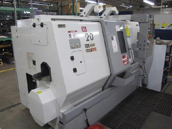 Haas SL-20TB