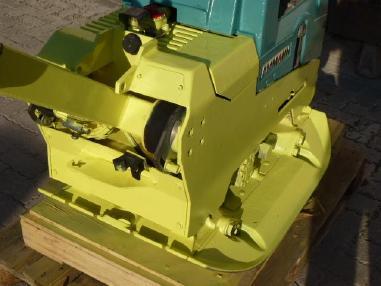 Vibrasyon tablası - Ammann Typ AVH 5020