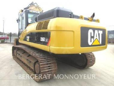 Kettenbagger - Caterpillar 336DL