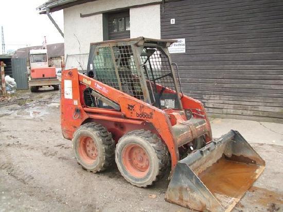 Bobcat 775 ( wie s130)
