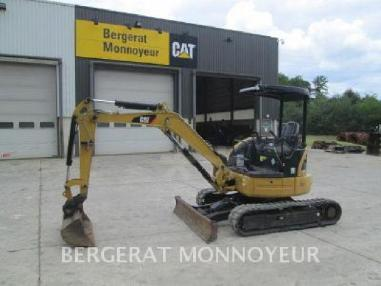 Rupsgraafmachine - Caterpillar 303.5D CR