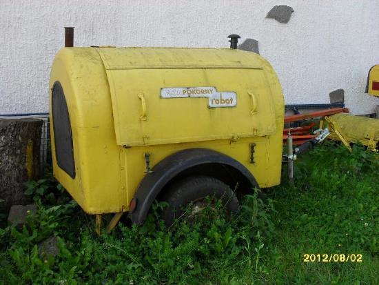 FMA Pokorny mit Deutz Diesel F2L712