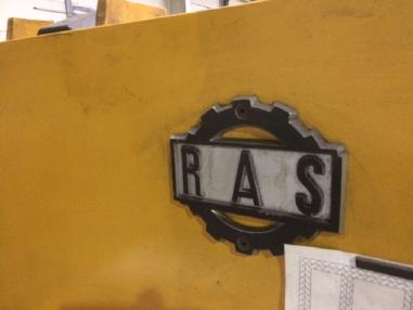 Sheet metal working machine - Other RAS 85.44